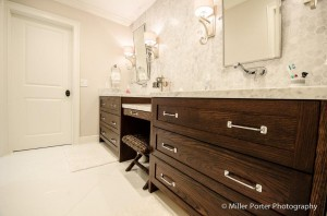 Remodeled Bathroom in Coconut Grove.
