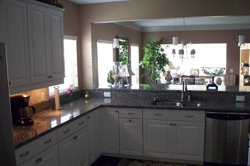 Elegant Kitchen Remodeling Miami
